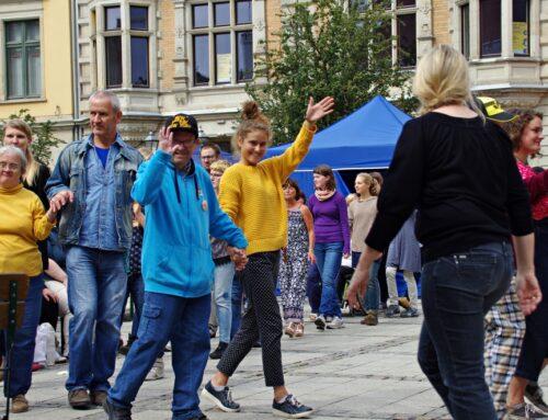 """Straßenfest """"EigenArt"""" 2019 – ein bewegter Rückblick"""